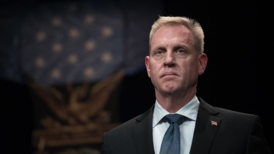 Patrick Shanahan (Picture: US Department of Defense).