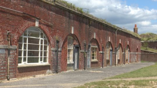 Picture of Fort Cumberland 040719 CREDIT BFBS.jpg