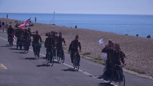 Pink Pub Cyclists Cover Credit BFBS 04062019.jpg