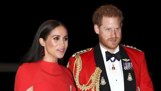 Omslagfoto: de hertog en hertogin van Sussex (foto: PA).