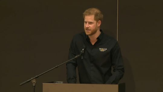 Prince Harry launches countdown to Invictus 2020 090519 SOURCE Pool