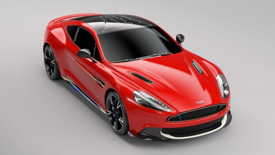 Special Edition Red Arrows Aston Martin
