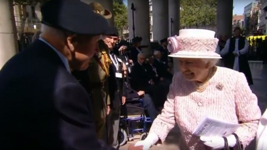 The Queen's Special Relationship With The British Military