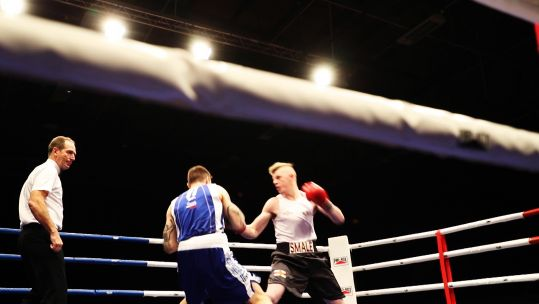 RAF Boxing Guernsey Credit BFBS 26022020.jpg