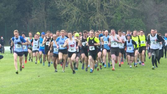 RAF Cross Country Championships 31012019 Credit BFBS