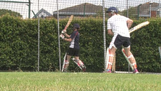 RAF Navy Cricket Preview Credit BFBS 25062019.jpg