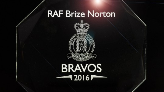 Who Will You Nominate For An RAF Brize Norton BRAVOS Award?