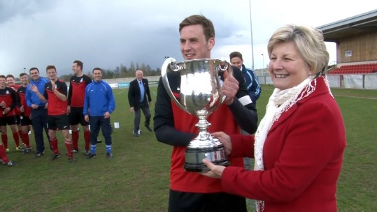 RAF Marham Win Air Force Cup