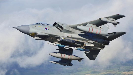 RAF Gets New Brimstone 2 Missile To Fight Daesh