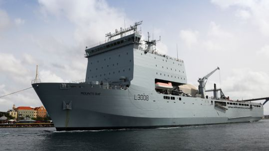 RFA Mounts Bay 270319 CREDIT MOD