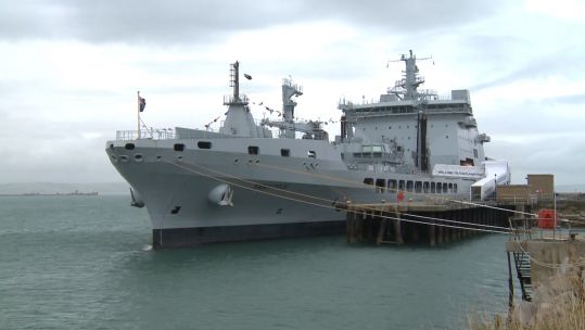 RFA Tideforce.