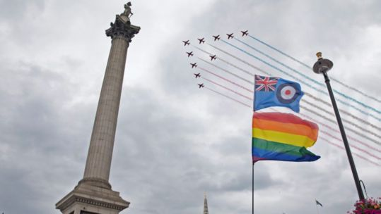 Red Arrows Over Trafalgar Square London Pride CREDIT MOD.jpg