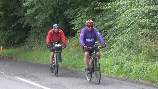 Rome to Home - Duo Complete Epic Bike-Ride