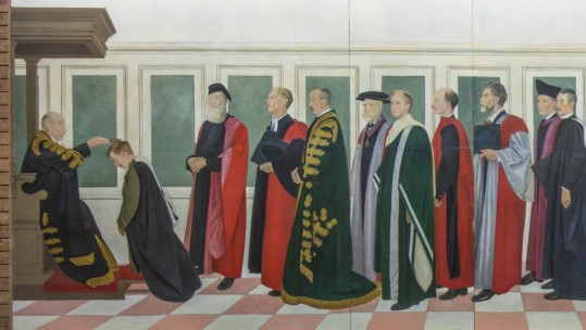 Rothenstein Mural CREDIT Uni of Southampton