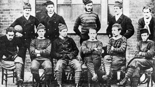 Royal Engineers AFC 1872