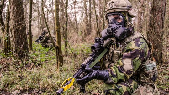 Royal Marine practising chemical attack 100119 CREDIT Royal Navy_0.jpg