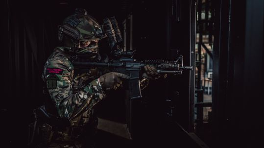 Royal Marines Commando Uniform Autumn 2020 260620 CREDIT MOD