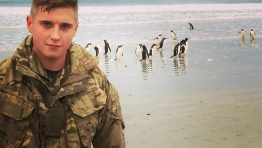 Soldier Returns Dog Tag Lost By Heartbroken Mother