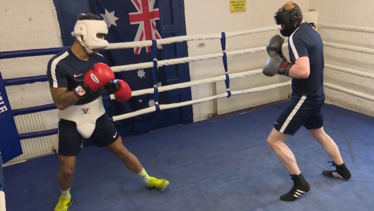 Navy On Hunt For Huge #InterServices Boxing Upset