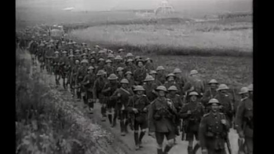 New Film Remembers Pals Battalions Of The Somme