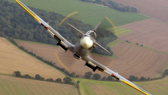 Spitfire Coningsby