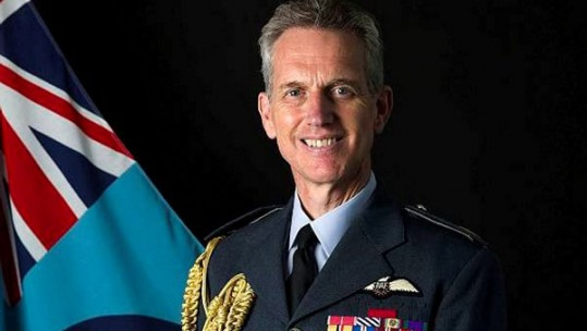Air Chief Marshal Sir Stephen Hillier