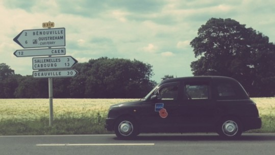 Taxi Charity Normandy