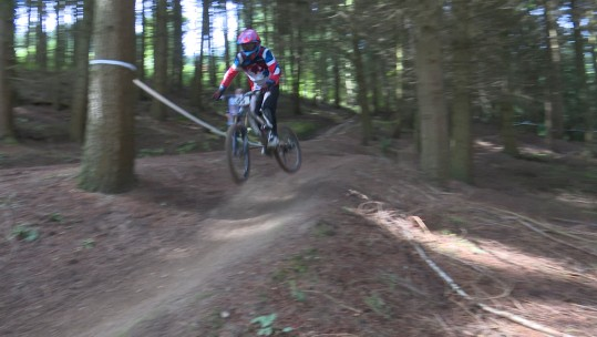 The Championships were held at Hopton Woods