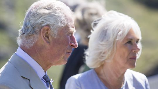 Cover image: Both the Duke and Duchess of Cornwall are taking part in the commemorations (Picture: PA).