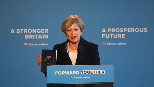 Conservative Manifesto Pledges To Raise Defence Spending Every Year