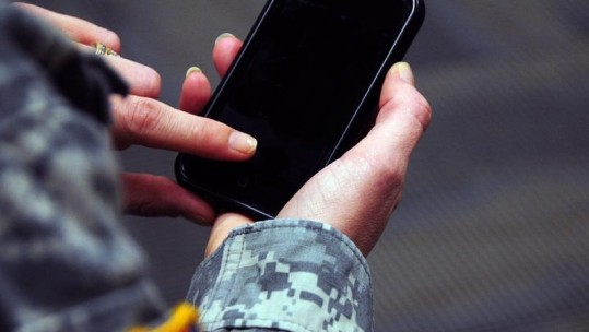 US Military Smartphone