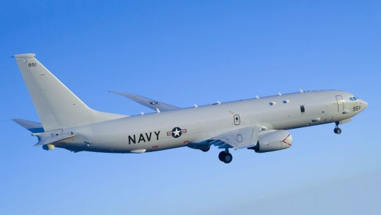 RAF Lossiemouth To Be New Home For UK Maritime Patrol Aircraft