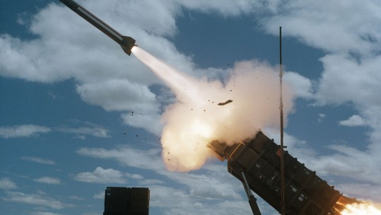 US Patriot Missile Launch