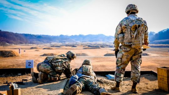 US troops (Picture: US Department of Defense).