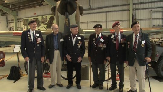 Veterans at Biggin Hill 250919 CREDIT BFBS.jpg