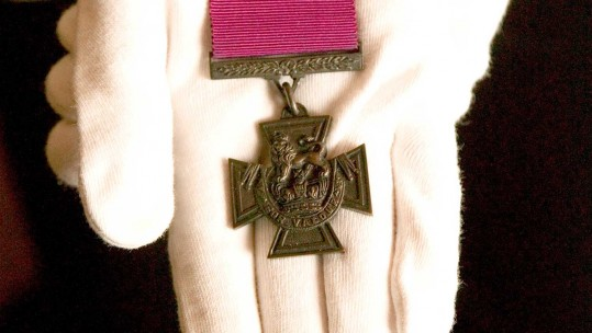Outrage Over School's Plan To Sell Victoria Cross