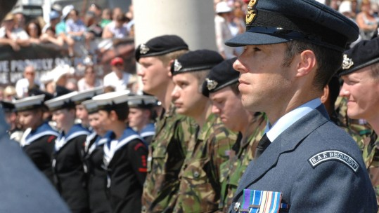 Armed Forces Day 2016: Celebrating Those Who Serve Us