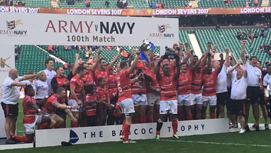 Army v Navy rugby 2017