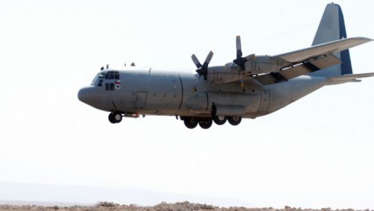 c130 plane aircraft chile chilean taken from website 101219 CREDIT CHILEAN AIR FORCE