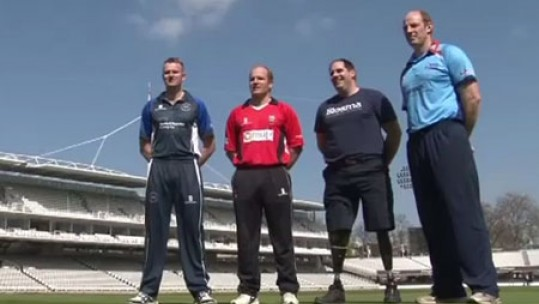 IST20 captains at Lord's