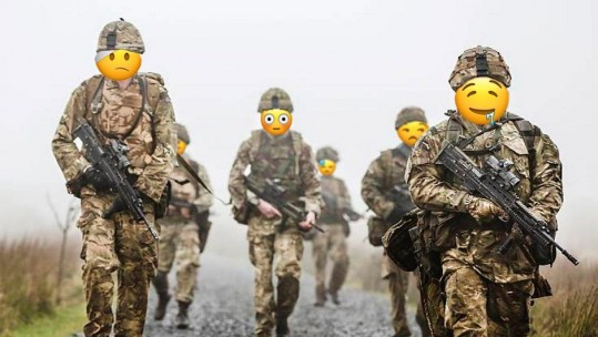 World Emoji Day: Can You Crack The Military Code?