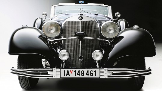 Adolf Hitler car Worldwide Auctioneers/SWNS