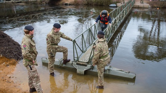 British Army Launches 'Year of Engineering' Campaign