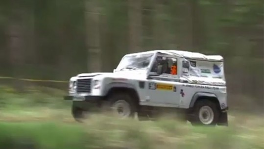 Armed Services Rally Championship