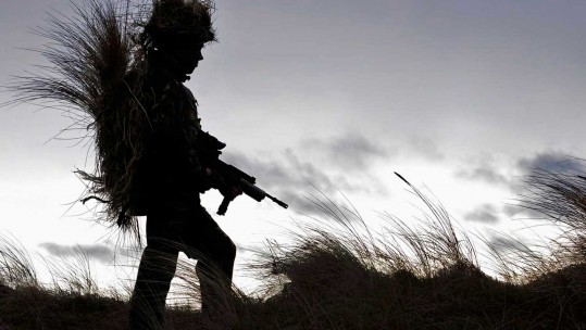 10 Great Photos of the RAF Regiment