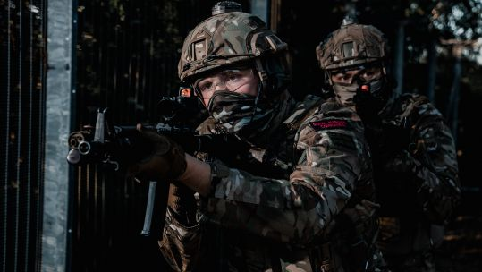 Royal Marines Commando Uniform Autumn 2020