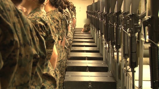 US Marines Face Court Martial Over Parris Island Hazing Allegations