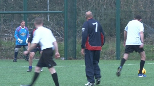 Step Change Walking Football
