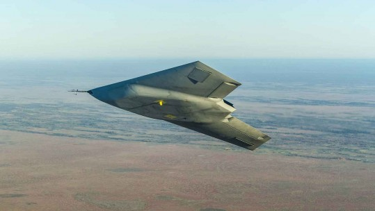 British Taranis Stealth Drone Evades Detection