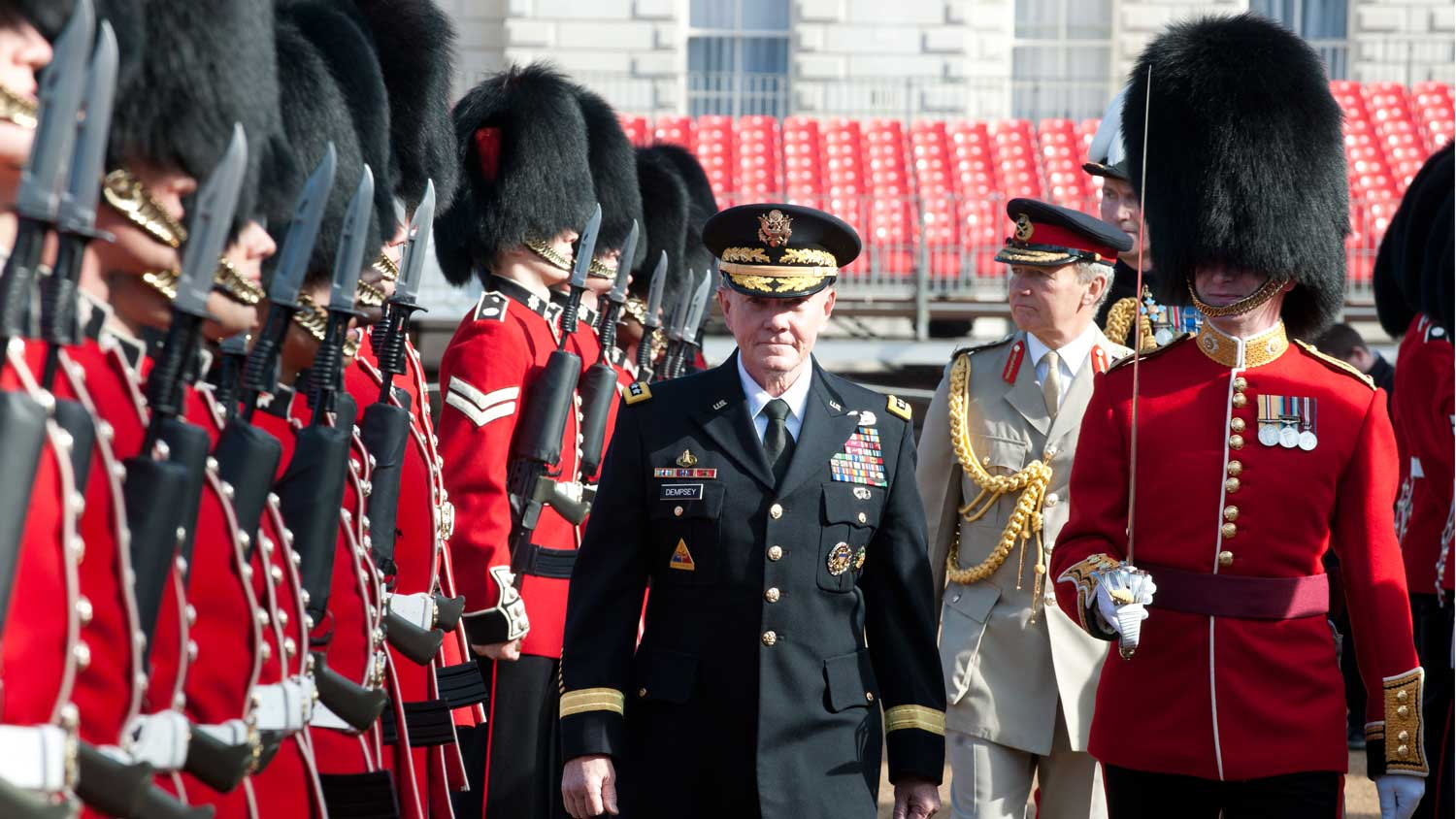 importance of honor guard Providing military honors at funerals is an important duty that requires tremendous attention to the 106th honor guard has five full-time members and.